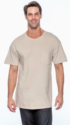 Gildan - Ultra Cotton® Pocket T-Shirt - 2300