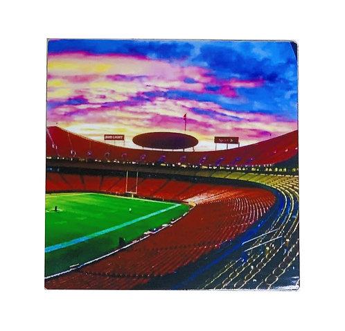 Arrowhead Stadium Coasters - 4 Pack