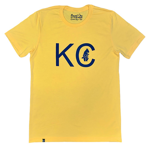 Retro KC - Summer Yellow