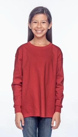 Gildan - Ultra Cotton® Youth Long Sleeve T-Shirt - 2400B