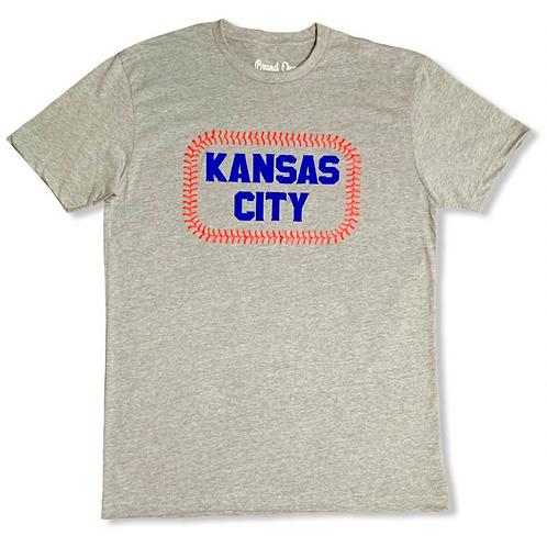 Kansas City Baseball - Grey