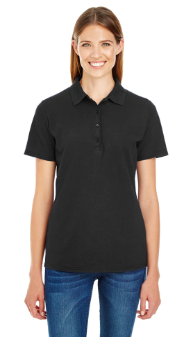 Hanes - Women's X-Temp Piqué Sport Shirt with Fresh IQ - 035P
