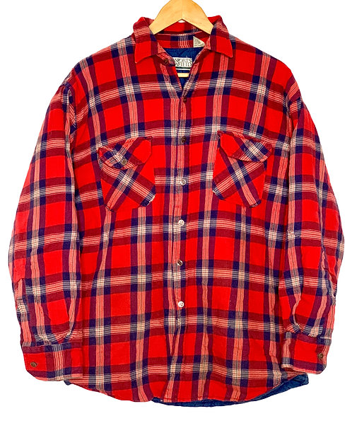 Classic Thermal Long Sleeve Flannel - Large