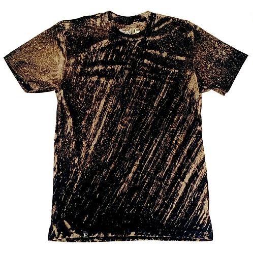 Bleach Washed - Black