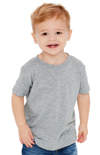 Next Level - Toddler Cotton Crew - 3110