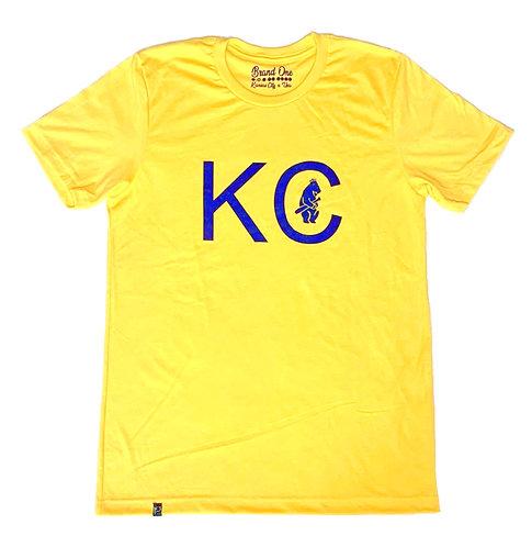 Retro KC - Summer Yellow