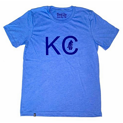 Retro KC - Powder Blue