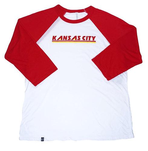 Kansas City - Baseball Tee