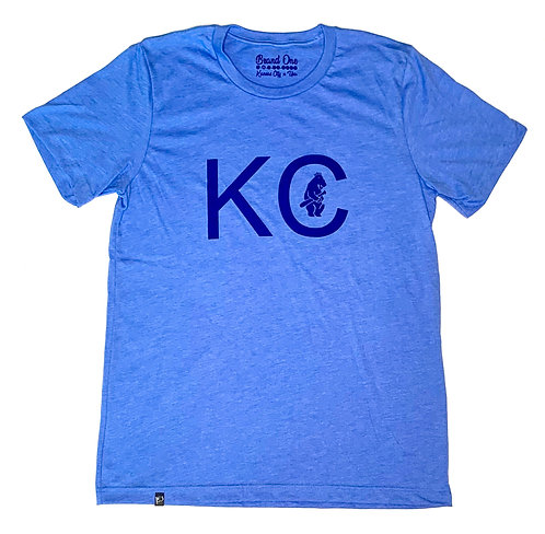 Retro KC - Powder Blue