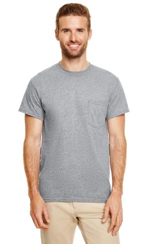Gildan - DryBlend® Pocket T-Shirt - 8300