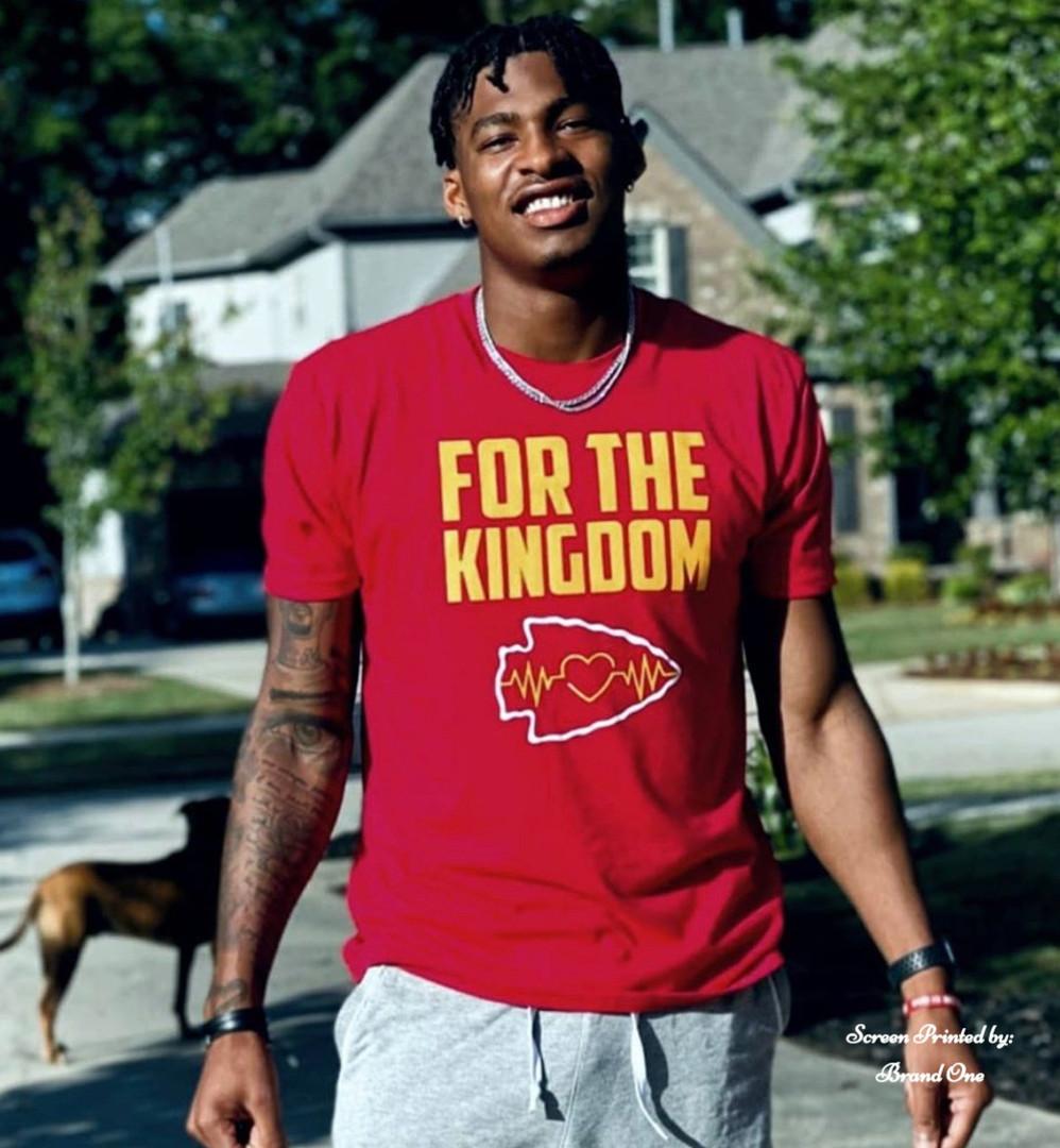 Jody Fortson Jr. - Kansas City Chiefs Wide Receiver
