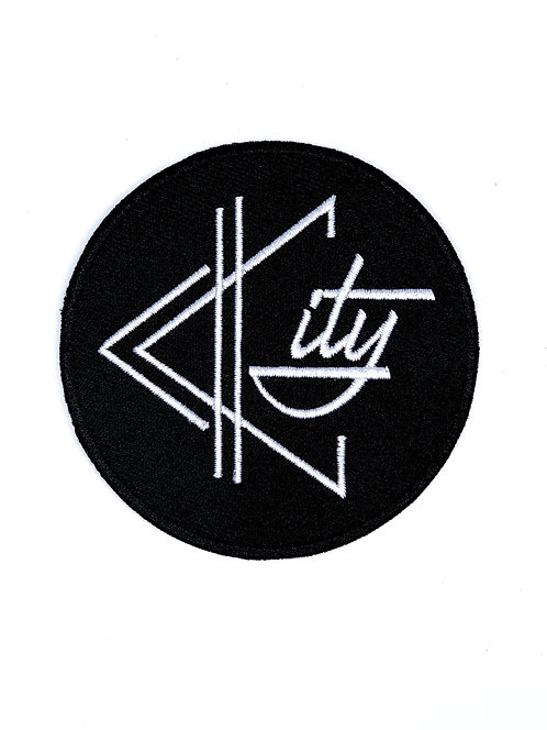 Kansas City - Embroidered Patch