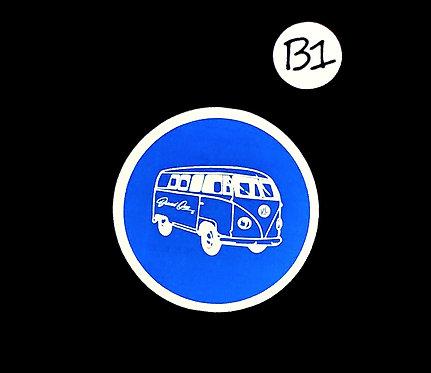 Local Traveler - Sticker