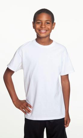 Champion - Youth Short Sleeve Tagless T-Shirt - T435