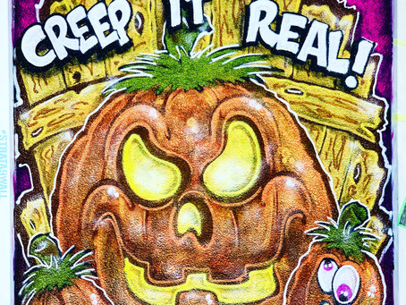 Happy Belated Halloween!
