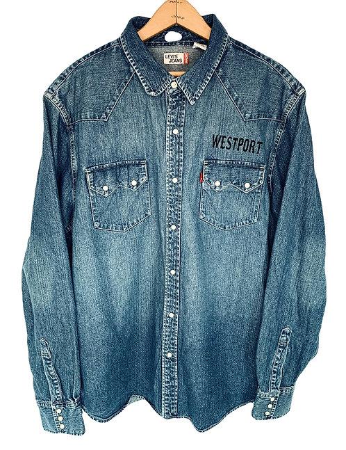 Levi's - Vintage Denim Button-Up - Westport KC - XL