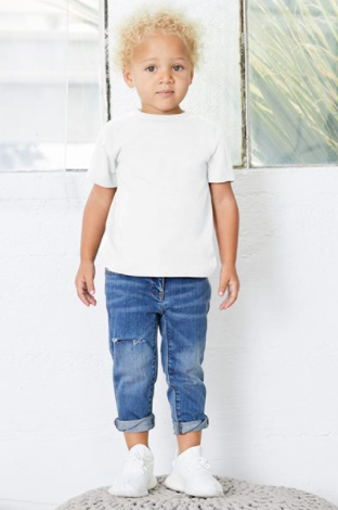 BELLA + CANVAS - Toddler Jersey Tee - 3001T