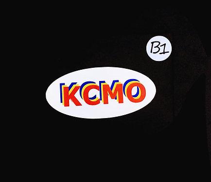 Retro KCMO - Sticker