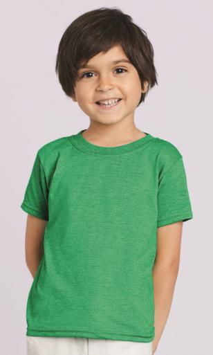 Gildan - Softstyle® Toddler T-Shirt - 64500P