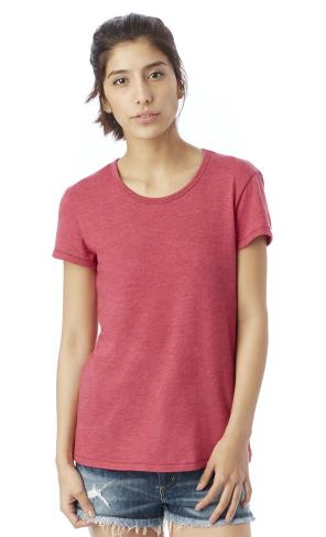 Alternative - Women's Vintage Jersey Keepsake Short Sleeve Tee - 5052