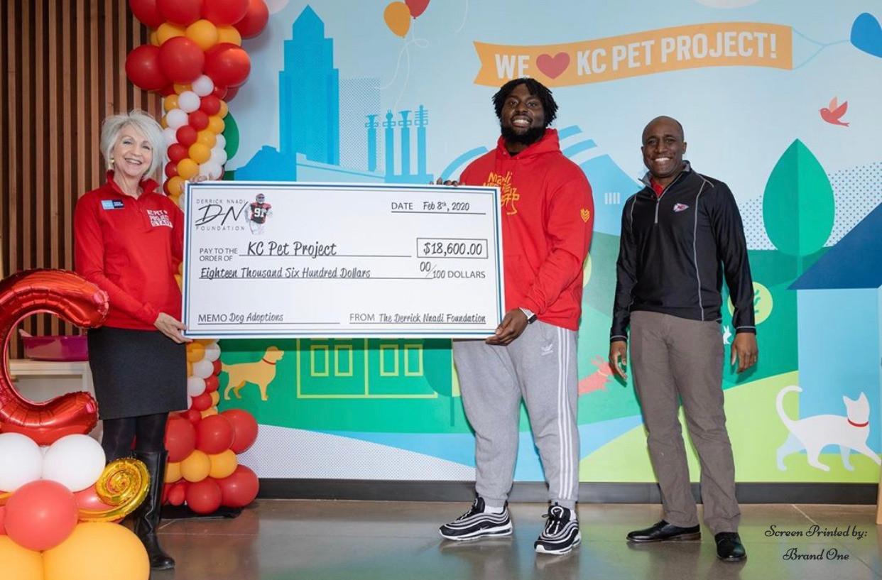 Derrick Nnadi - Kansas City Chiefs Defensive Tackle
