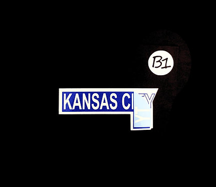 The Kansas City - Sticker