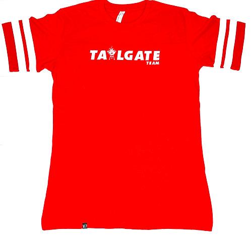 KC Tailgate Team - Jersey Tee