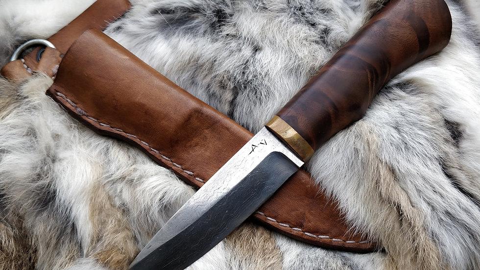 "Couteau de chasse ""Pukko"""