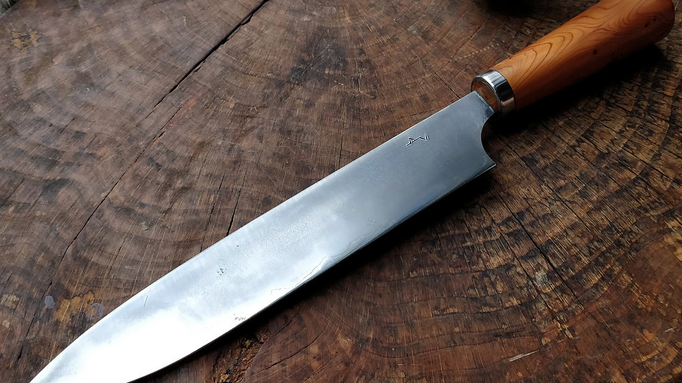 Couteau Cuisine Xcm manche olivier