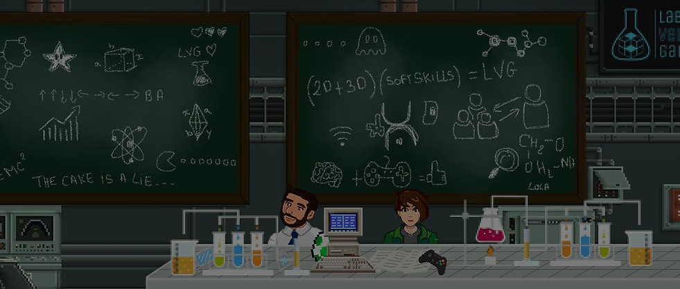 qui sommes nou lab venture games