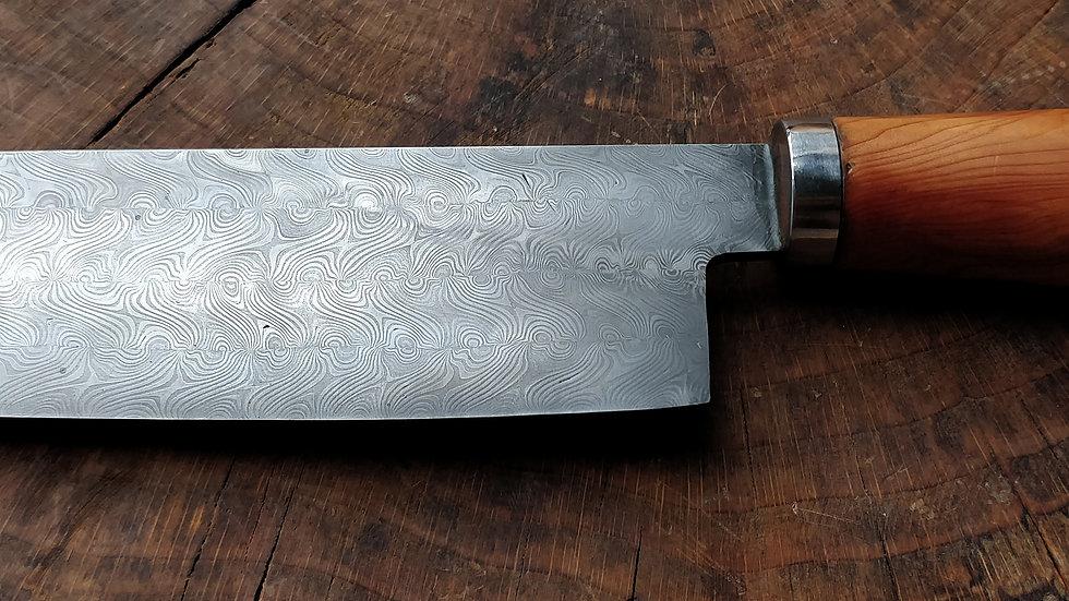 Couteau cuisine en Damas Xcm