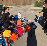 Dia De Los Muetos Halloween