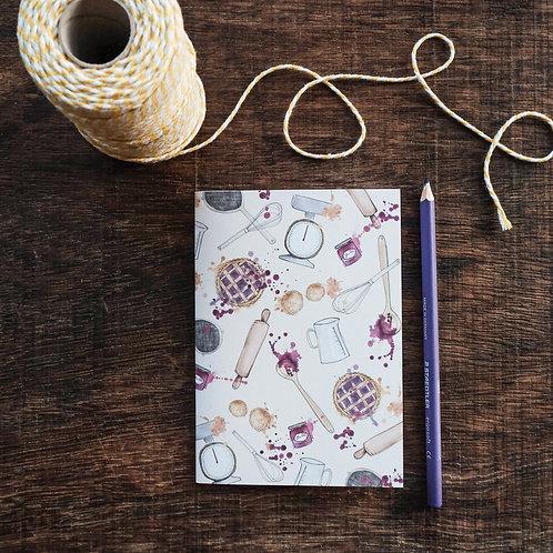 Baking Notebook