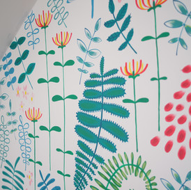honey-suckle-office-mural-sarah-dowling-