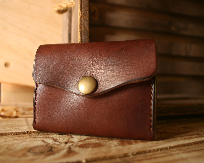 Widgery Penny Card Pouch   (to order)