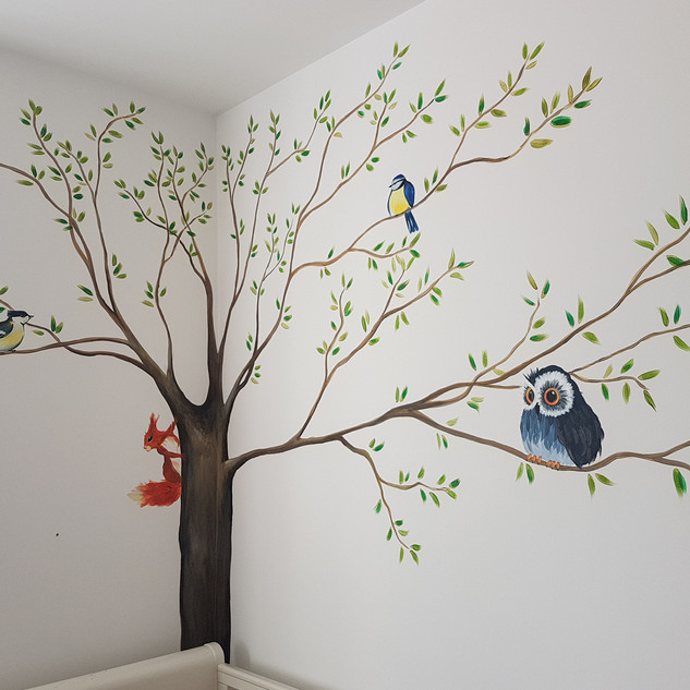 nursery-design-hand-painted-forest-sarah