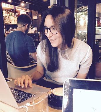 Molly Maine, freelance designer, illustrator and marketeer
