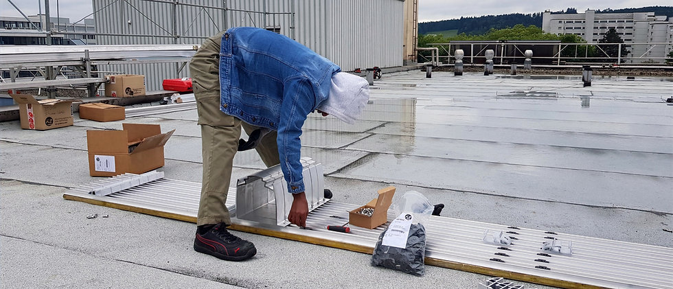 Refugees go Solar Arbeitsmarktintegration