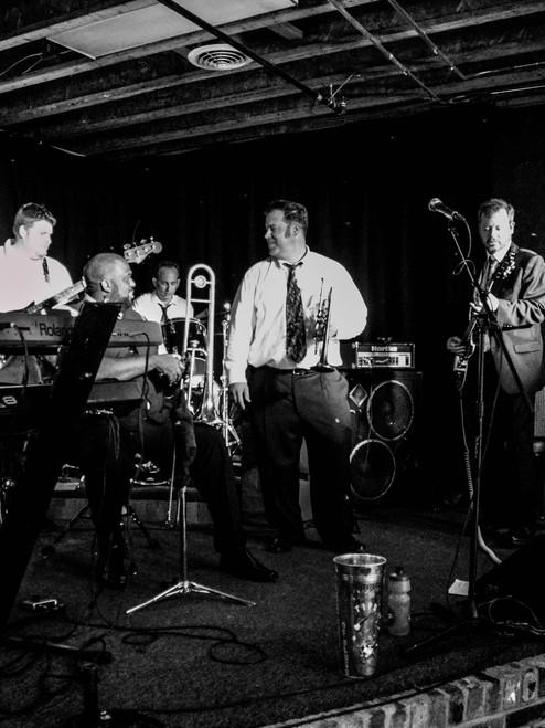 Snopes Family Band @ Mac Arnold's