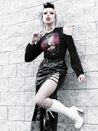 Retro Gothic Clothing