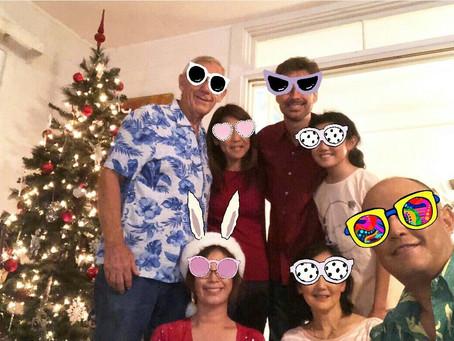 世界でクリスマス(その3)  あったかホームクリスマス