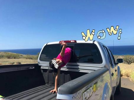 ちょっとそこまで~ ハワイ ビッグ・アイランド 海外駐在中の小旅行