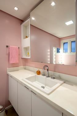 Banheiro da Filha