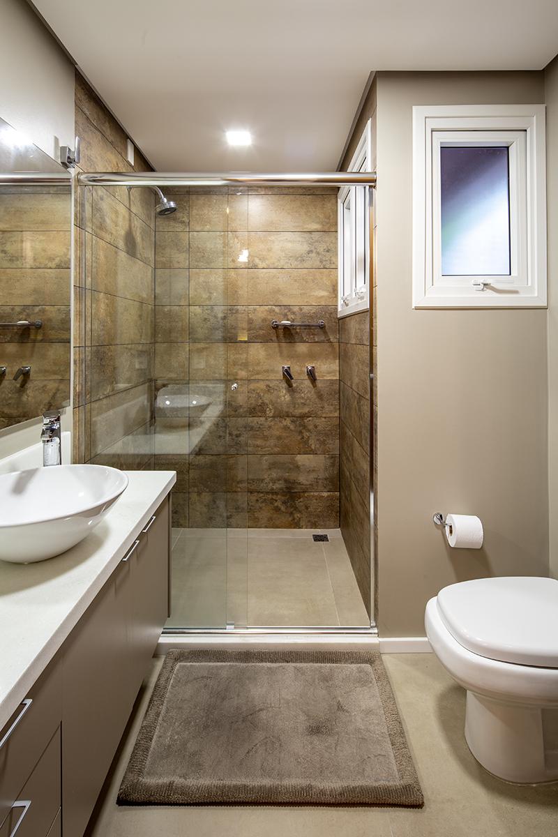 Banheiro de Hospedes