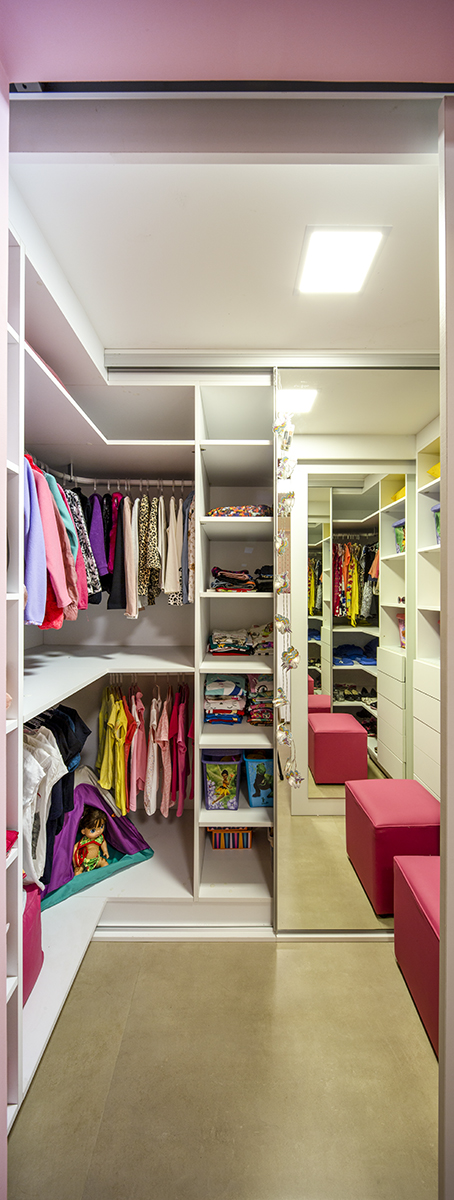 Closet Filha