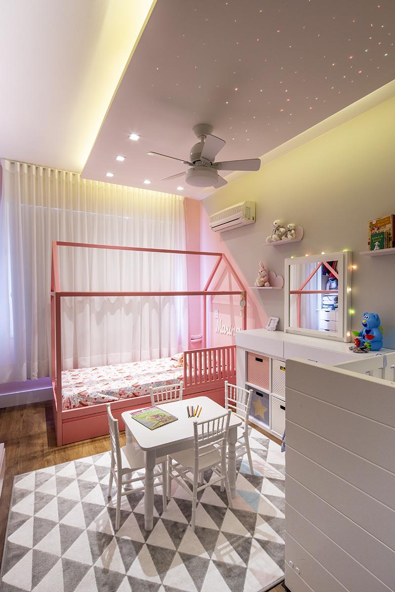 Dormitório das Crianças