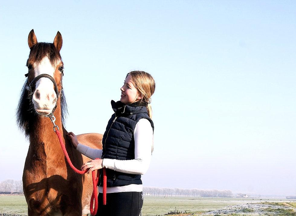Demi de Jong van Balanced Equitation