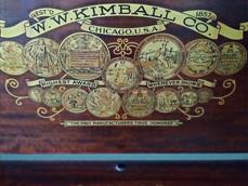 ADOPTION PENDING - W.W. Kimball