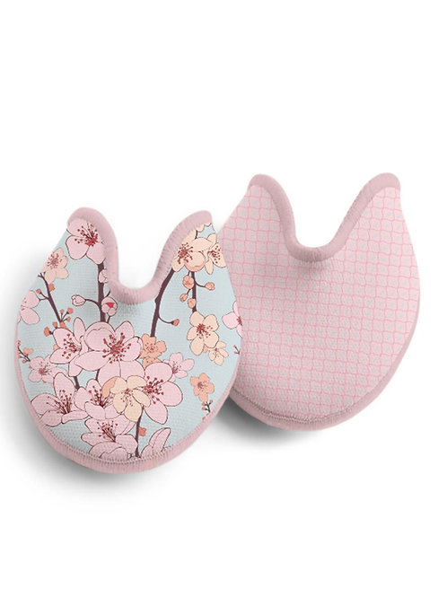 Bunheads Reversible Ouch Pouch® Jr: Cherry Blossom