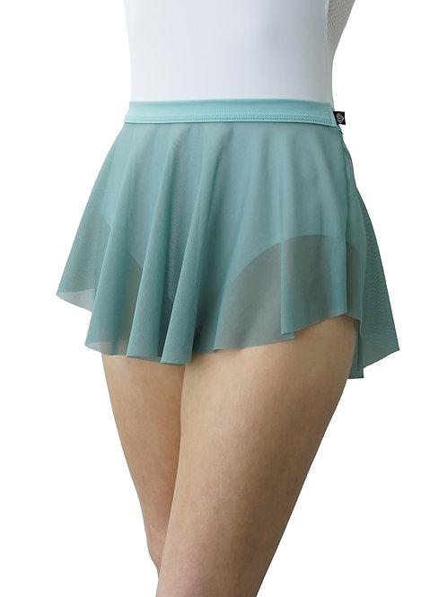 Meshie Skirt: Seafoam